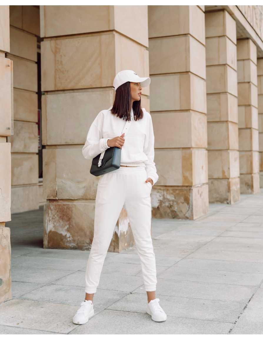 Komplet dresowy EDNA biały