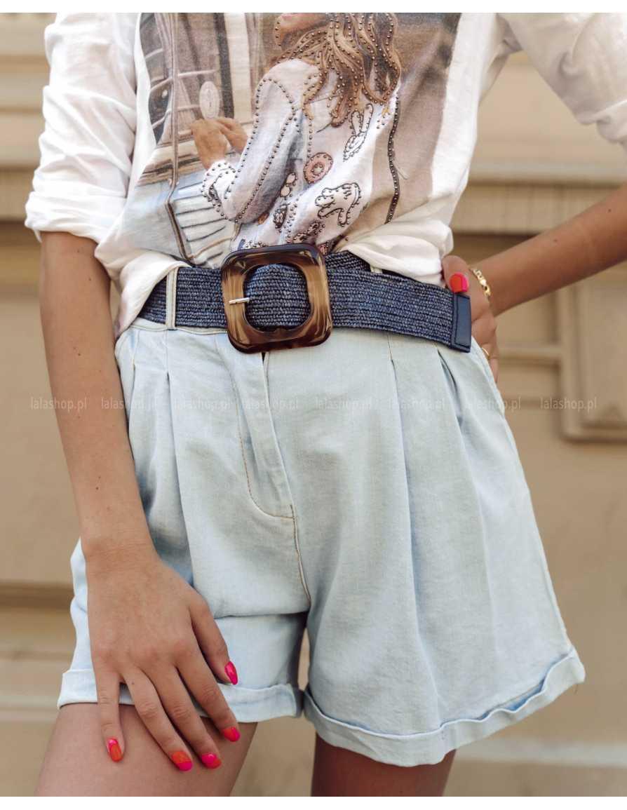 Spodenki krótkie jeansowe DORIS