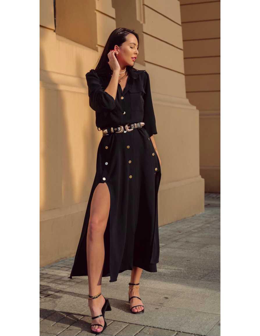 Sukienka DIVA czarna