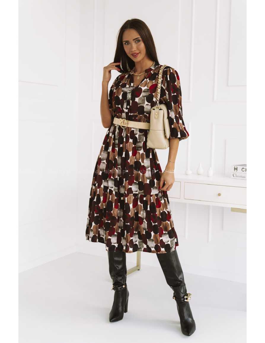 Sukienka PARMA czarna