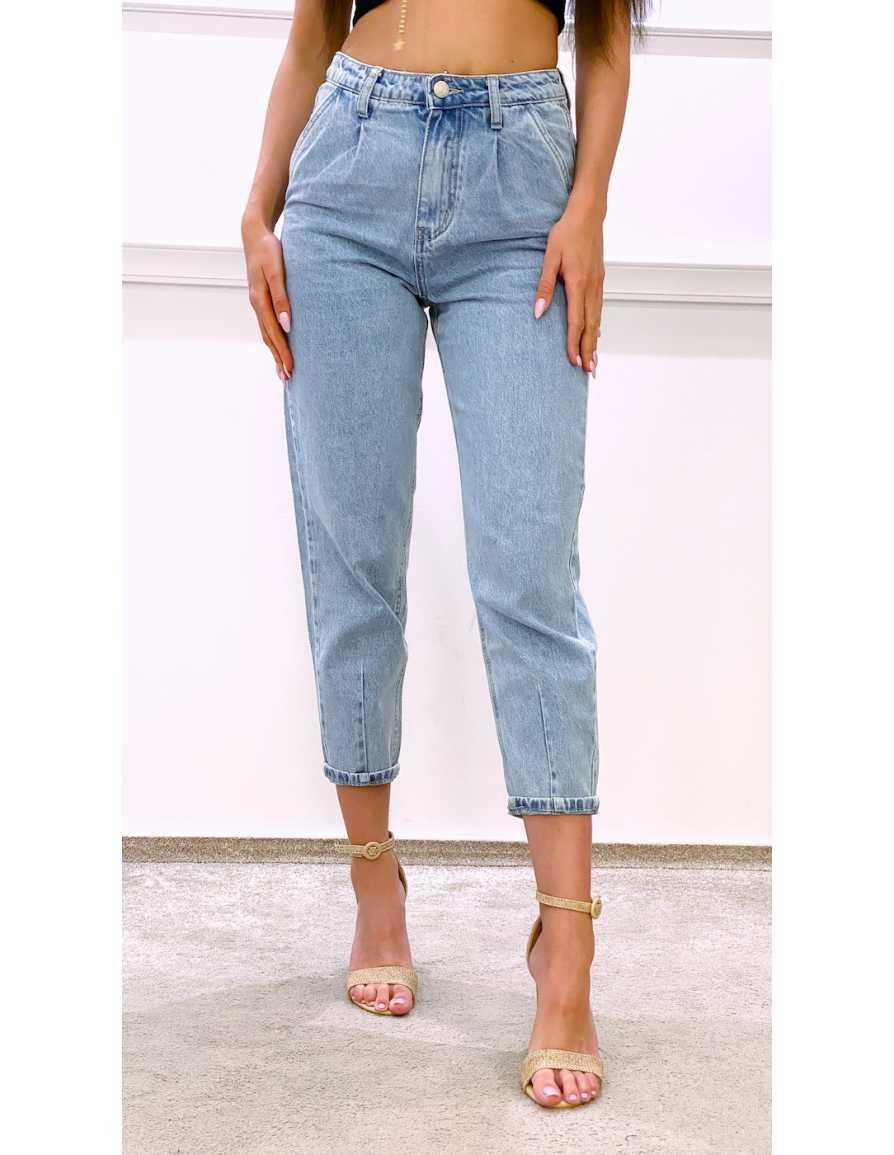 Spodnie SLOUCHY jeans