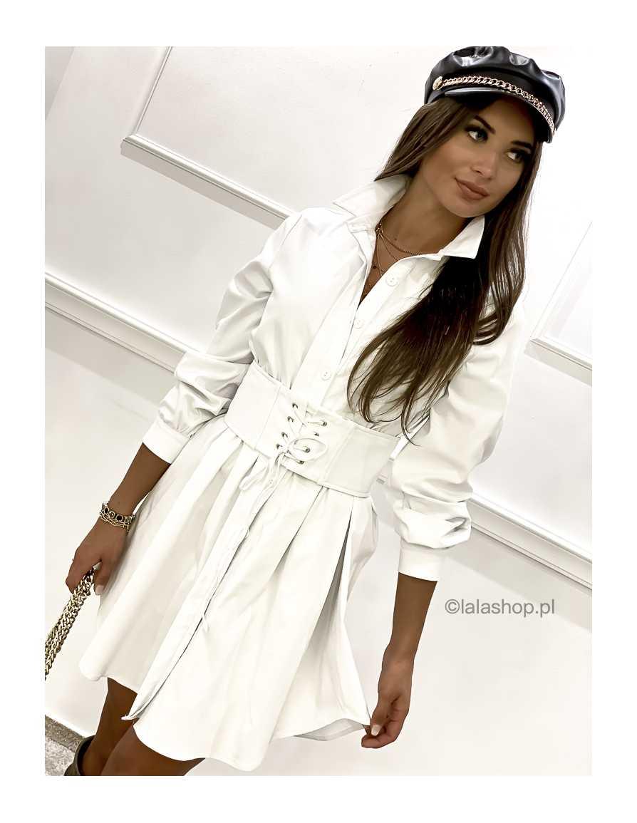 Sukienka COMO biała