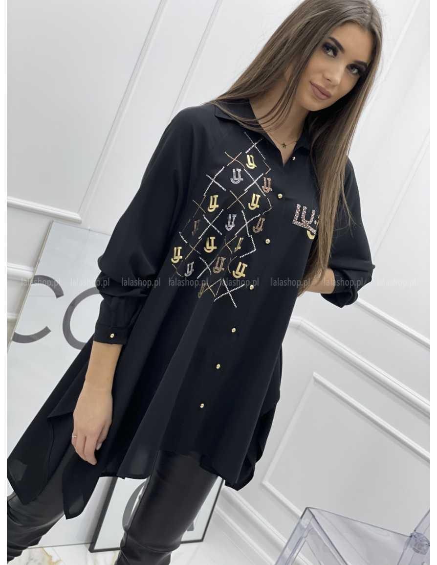 Koszula LU-JO czarna