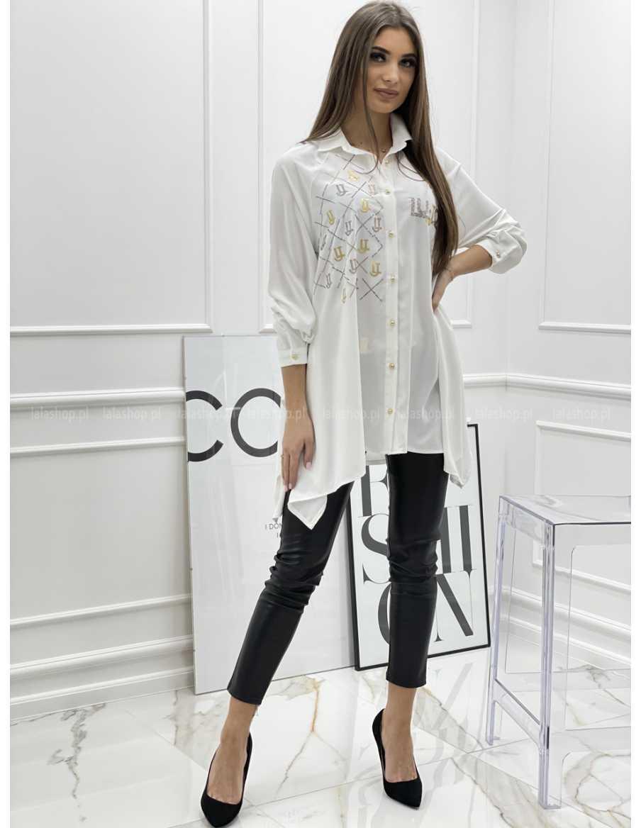 Koszula LU-JO biała