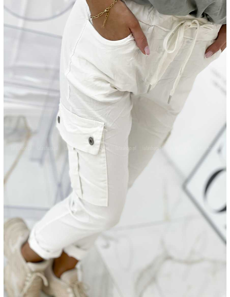 Spodnie gnieciuchy CARGO