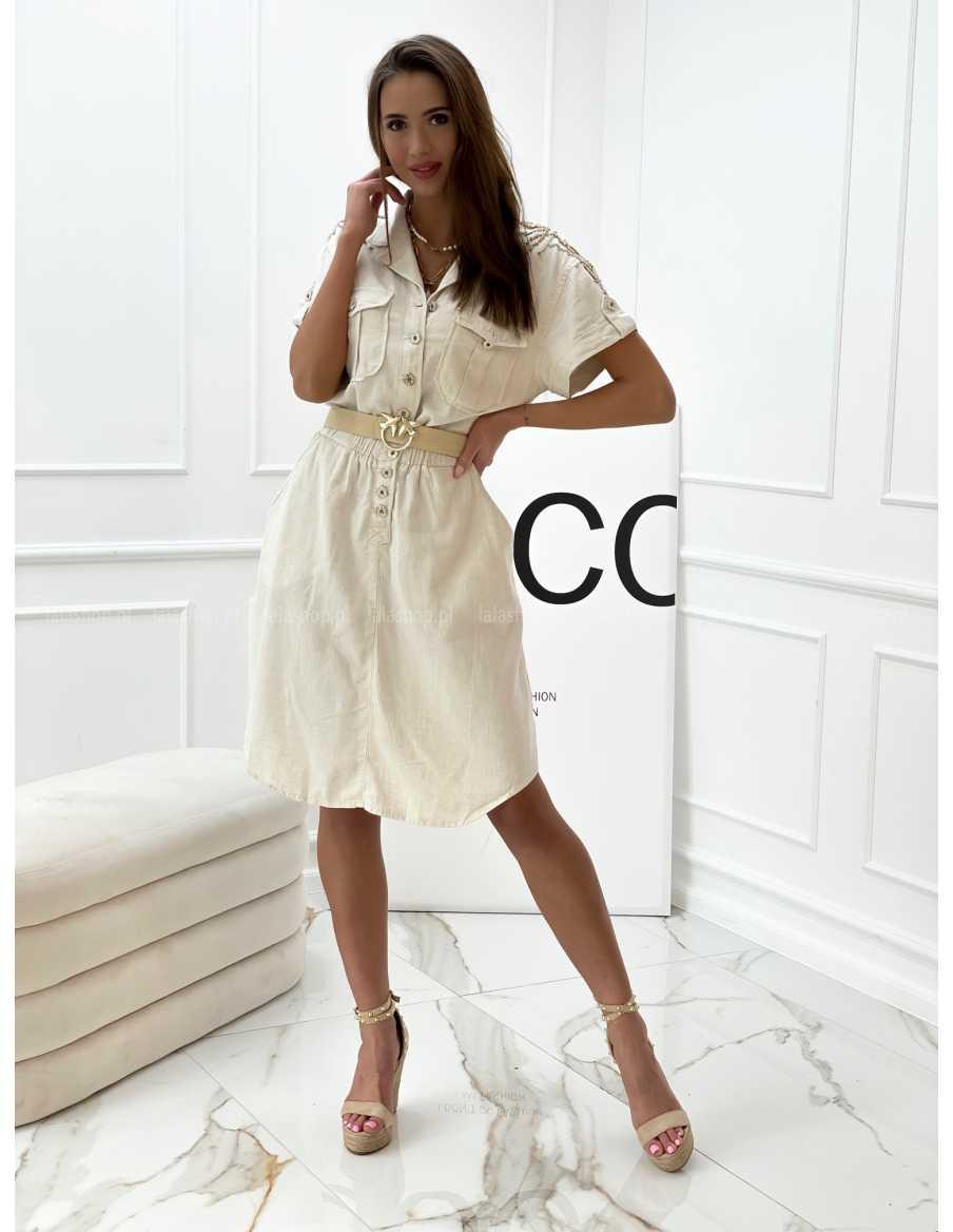 Sukienka DSHE SAFARI